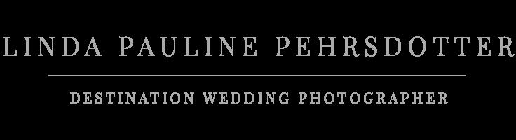 Destination wedding photographer logo